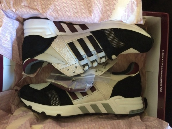 adidas EQT Support 93/17 Shoes White adidas Belgium
