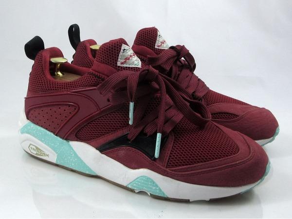 Puma Blaze of Glory Sneaker freaker x Packer Shoes <strong>Bloodbath</strong> - photo 1/5