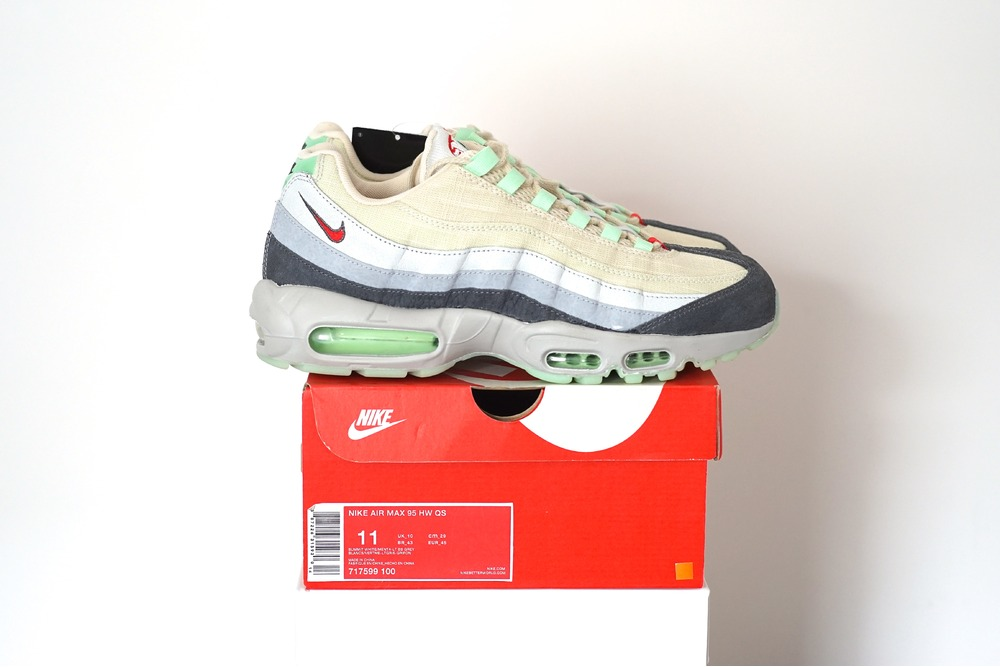 check out f6df7 bc024 ... reduced nike air max 95 halloween hw qs us11 uk10 eur45 photo 12ba0  fed7d