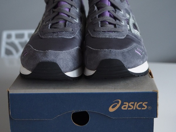 "Asics Gel Lyte III solebox ""The sun"" Branded! - photo 1/4"