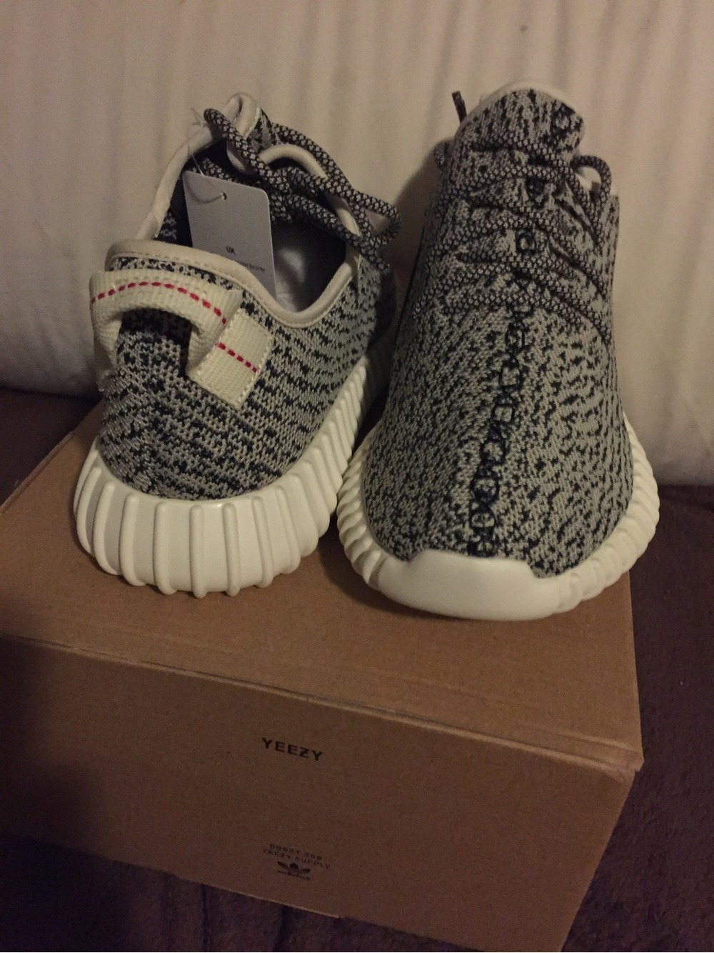 lowest price bbd75 b2e58 BEST UA / Replica Yeezy Boost 350 Turtle Dove Jessie 's 9th ...