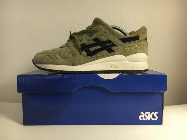 "Asics Gel Lyte III Footpatrol x Asics Tiger ""Squad"" - photo 1/4"