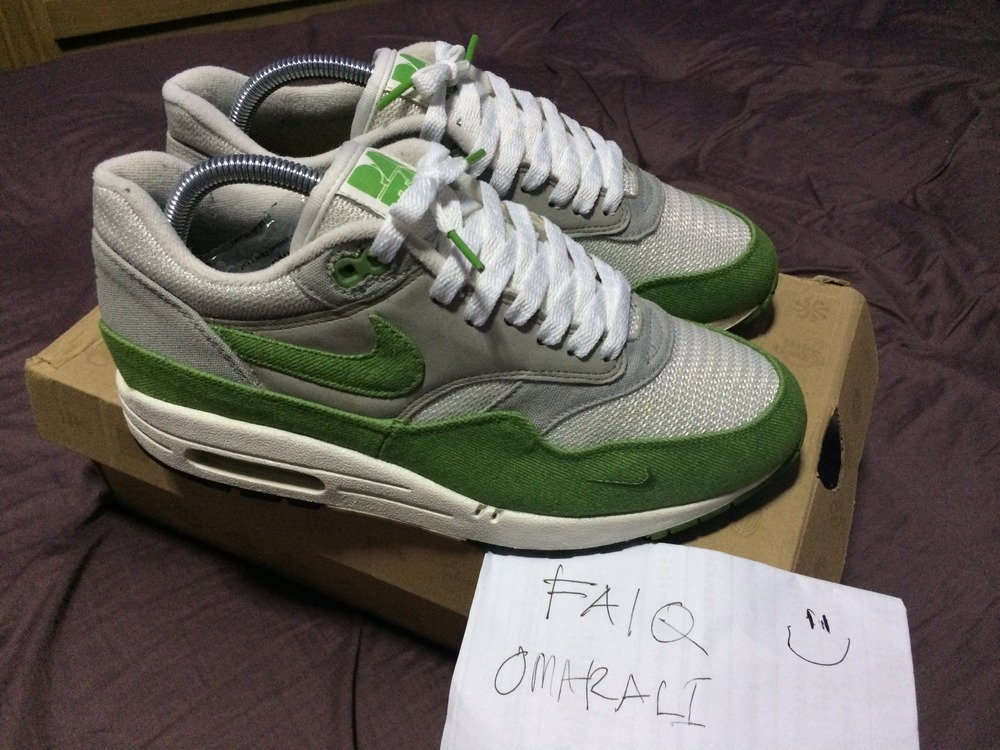11739fb7291cf7 Nike Air Max 1 Patta 5th Anniversary