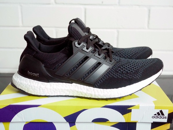 77a0ae561f5 Adidas Ultra Boost 1.0 Core Black wallbank-lfc.co.uk