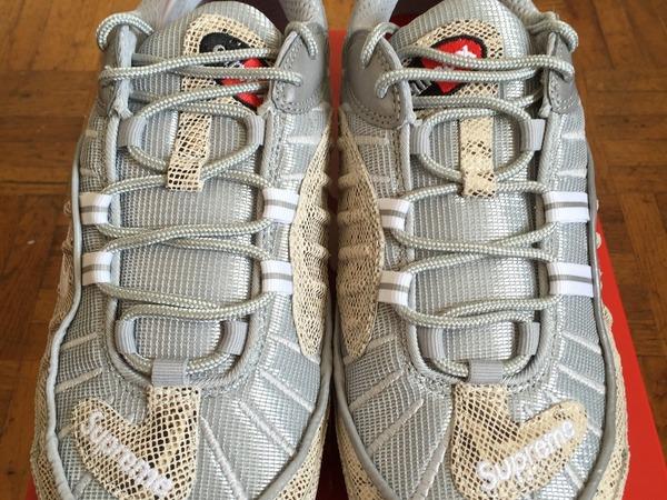 <strong>Nike</strong> <strong>Air</strong> <strong>Max</strong> <strong>98</strong> <strong>Supreme</strong> <strong>Snakeskin</strong> - photo 1/7