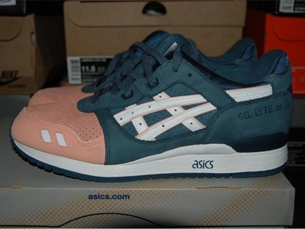 Asics GEL Lyte III salmon toe - photo 1/2