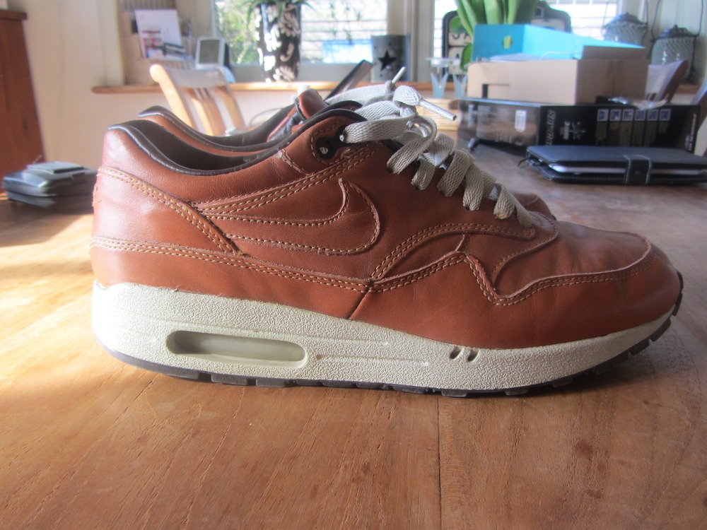 Nike Air Max 1 Leather Curry 2003, US 10,5