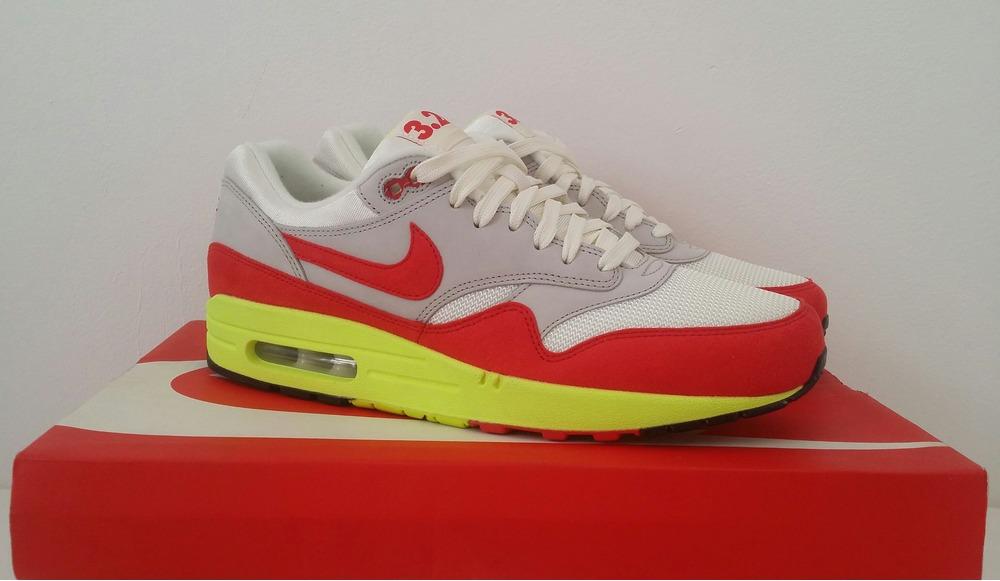 3c0e158dcc Nike Air Max 1 Liberty 2013 Paisley 42,5 US10,5W UK8 27,