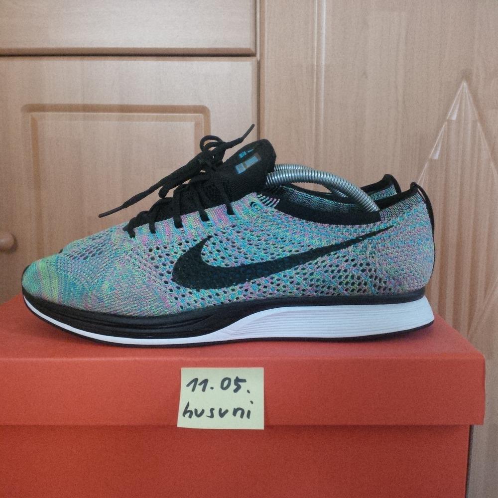 Nike Flyknit Racer Multicolor 2.0