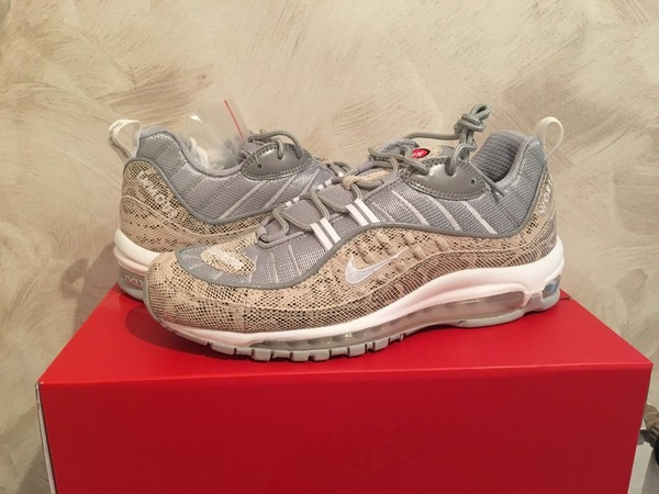 <strong>Nike</strong> <strong>Air</strong> <strong>Max</strong> <strong>98</strong> <strong>X</strong> <strong>Supreme</strong> - photo 1/3