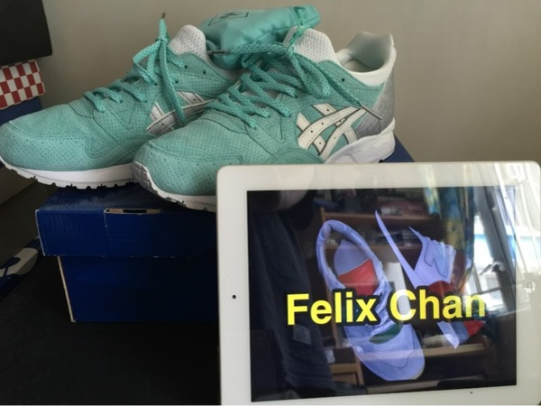 Asics GEL Lyte V - photo 1/3