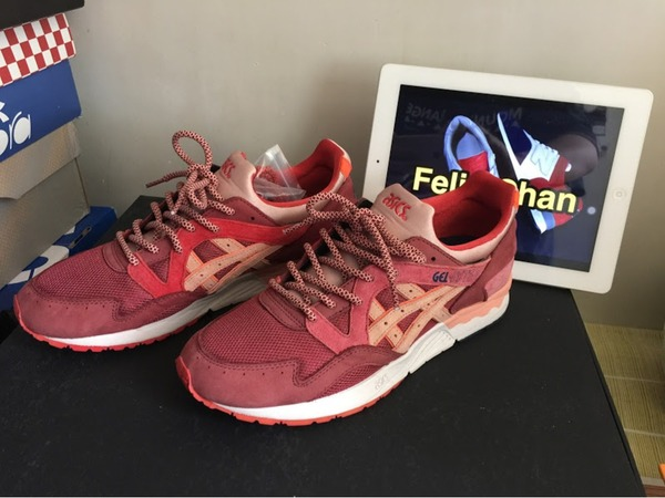 Asics GEL Lyte V x Ronnie Fieg Volcano - photo 1/3