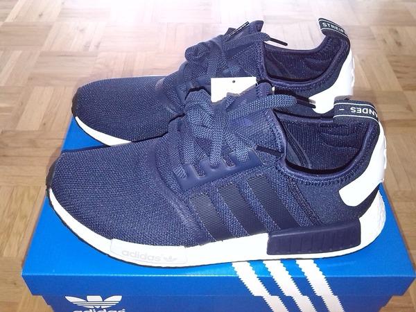 12b1bc3d4738 Adidas NMD Dark Blue adidasnmdwomensuk.co.uk