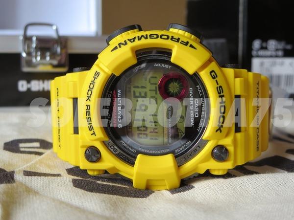 CASIO G-SHOCK FROGMAN GWF-T1030E-9JR 333 Limited - photo 1/5