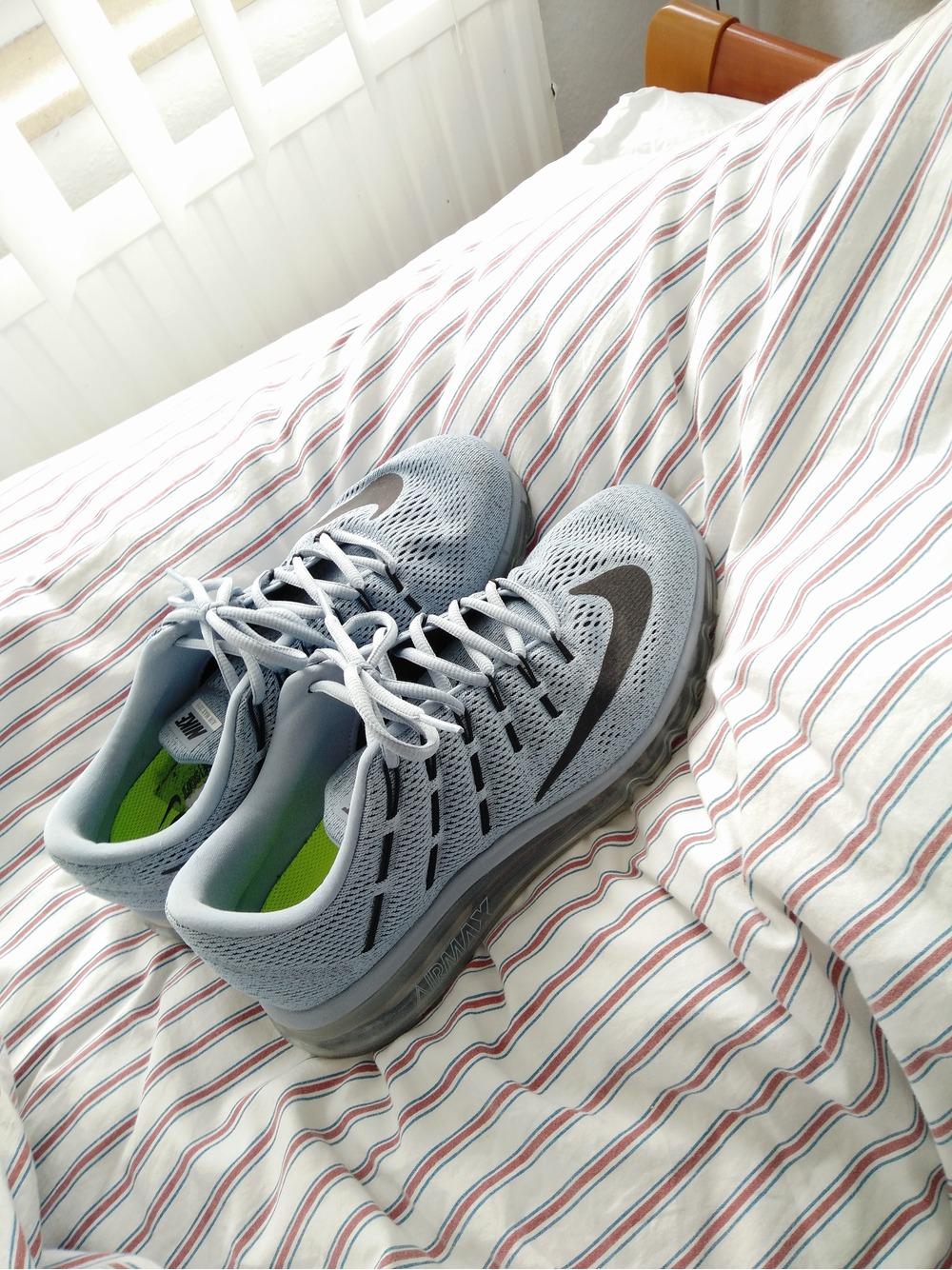Nike Air Max 2016 Blue Grey