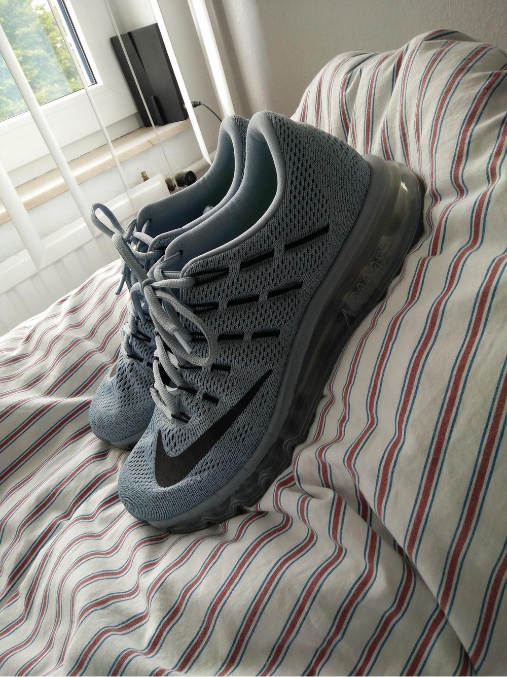 code promo db023 36e12 Nike Air Max 2016 Blue Grey/Ocean Fog/Black leoncamier.co.uk