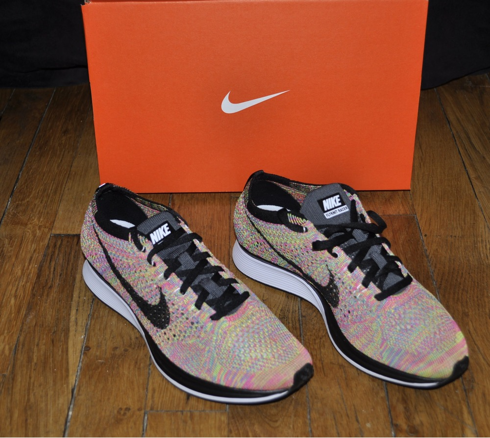 designer fashion 2cb22 7537d ... uk nike flyknit racer size 8 uk sale fb271 1c887