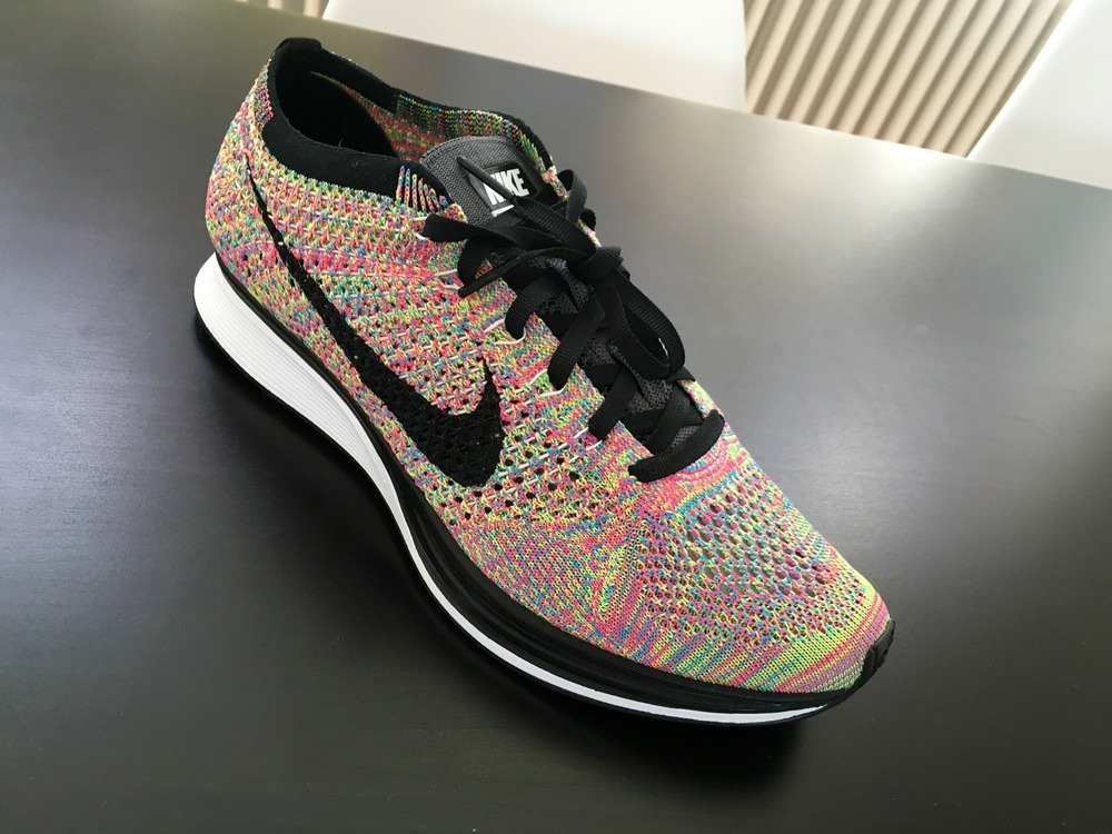 huge discount 8041d 21eb4 cheap nike flyknit racer multicolor 3.0 59f53 7309e
