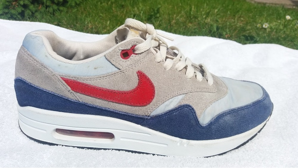 sports shoes fe99c f724d ... 11 retro gamma blue limited Retail Nike Air Max Trample . ...