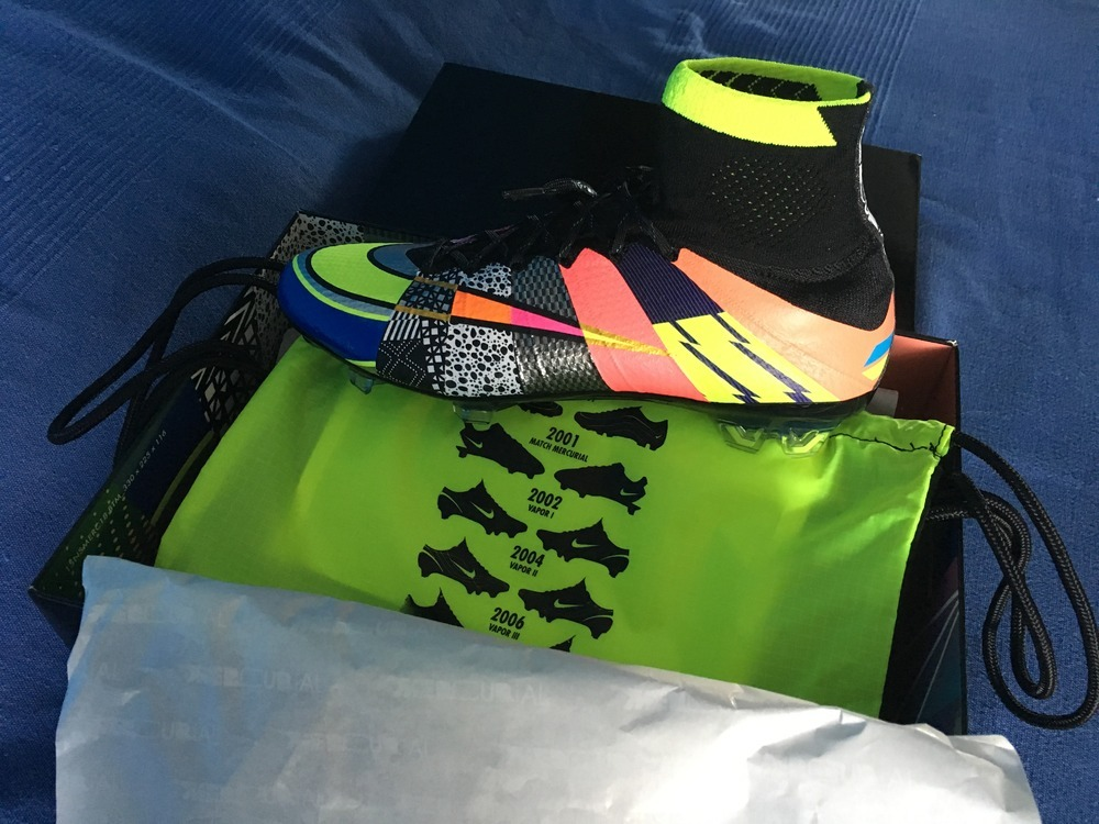 f0b0e9cf756d ... order nike mercurial superfly what the mercurial us 9 uk 8 eur 42.5  photo 2 ce106