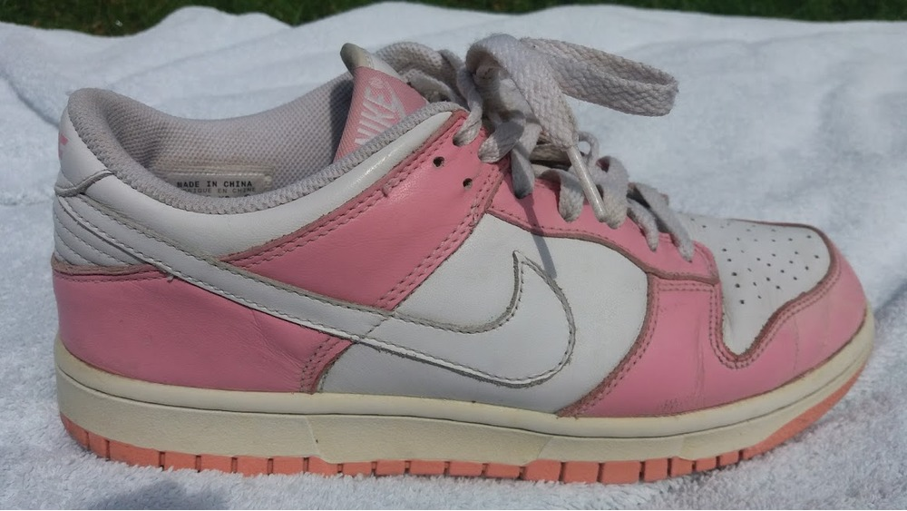 check out 43e6d 2bbe5 Nike Dunk Low Pink WMNS US 9 from 2005 - photo 49 ...