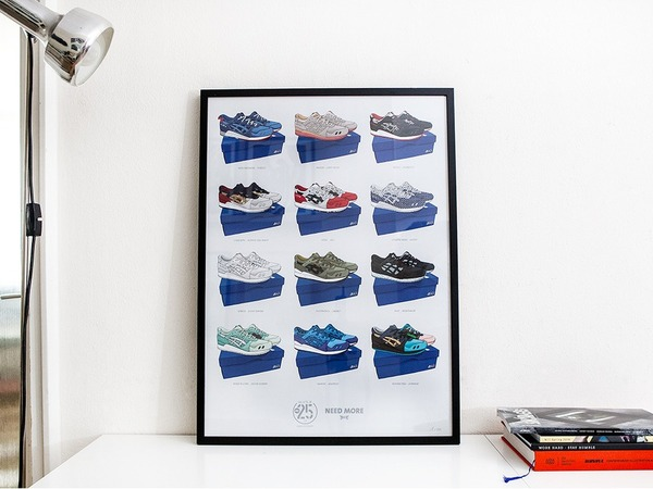 ASICS 25th GEL LYTE III COLLECTION - photo 1/3
