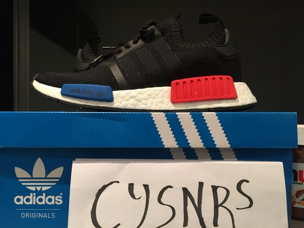 US6.5 Adidas NMD_R1 PK Primeknit OG - photo 1/4