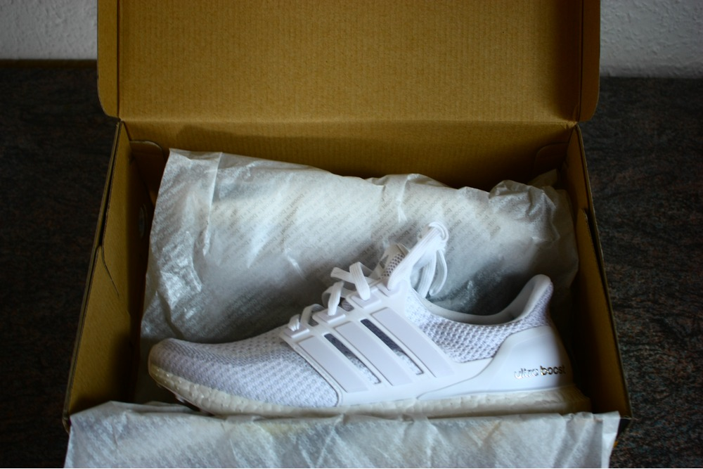 Adidas Ultra Boost White 2.0