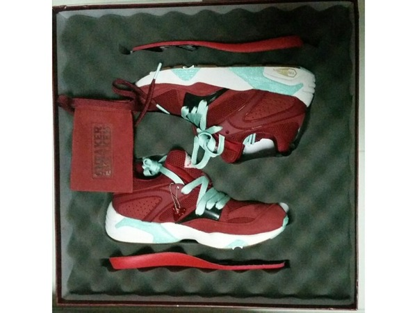 "Puma Blaze Of Glory x Sneaker Freaker x Packer ""<strong>Bloodbath</strong>"" – US6 - photo 1/2"