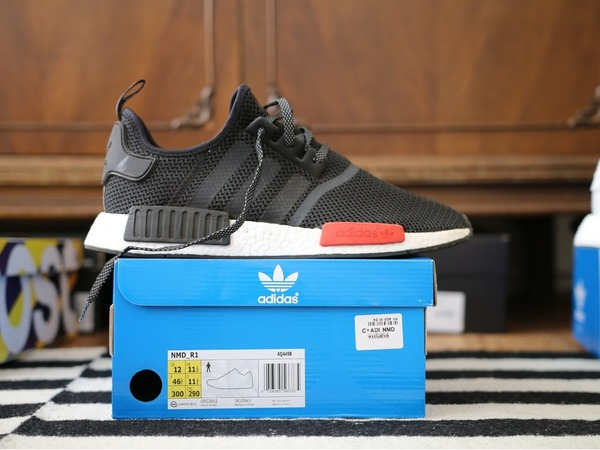 "2b5be41f383a9 ADIDAS NMD R1 GLITCH CAMO ""GREY   LINEN   Sneaker Steal"