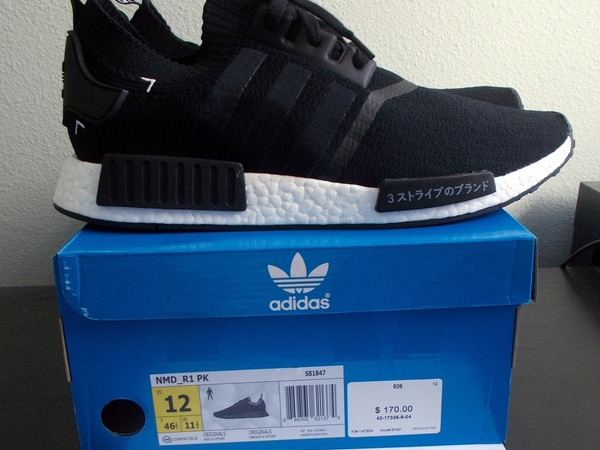 Adidas NMD_R1 PK Japan Black - photo 1/5