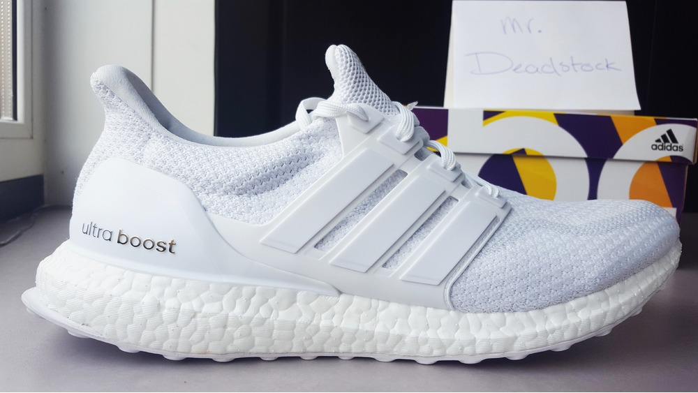 Adidas Ultra Boost Triple White V2