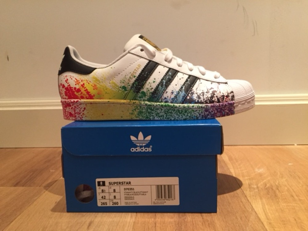 adidas superstar pride pack