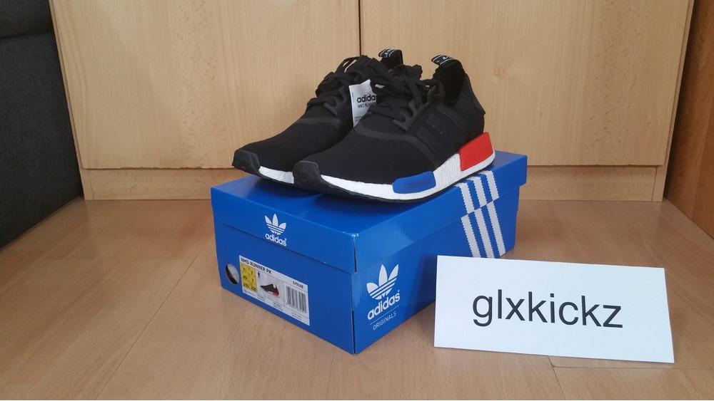c5a9ae40388bb Adidas Nmd Xr1 Jd Sports Grey Black Red Urban Necessities