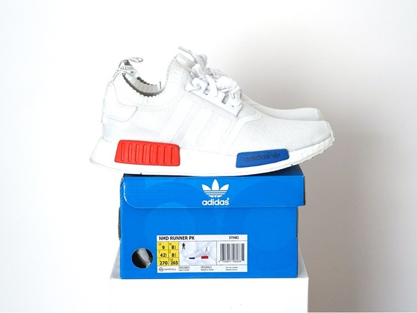 Adidas NMD Runner PK OG Vintage White S79482 US9 - UK8.5 - EUR42 2/3 - photo 1/1
