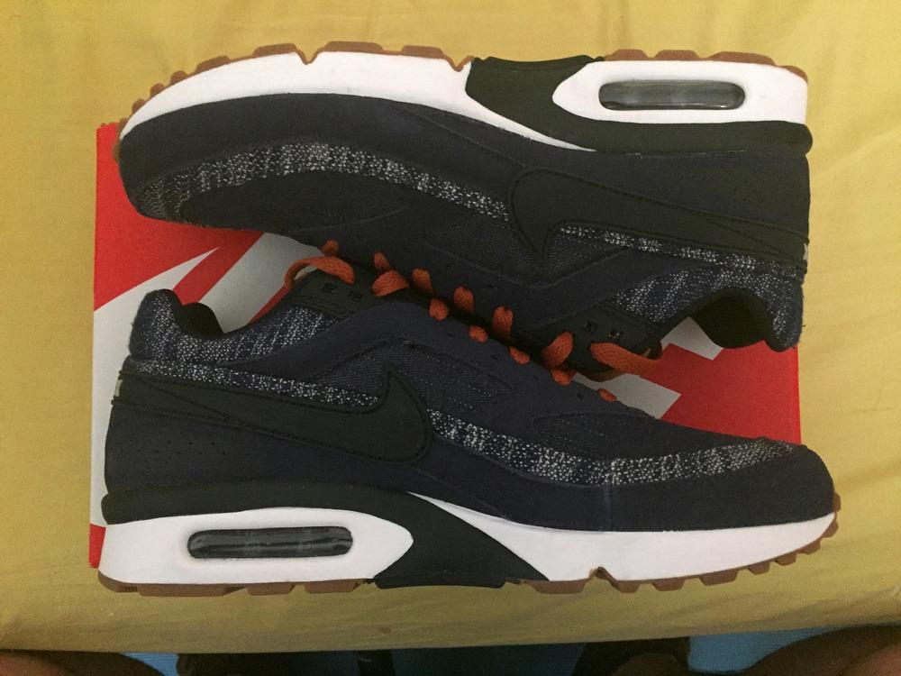 new style 99841 453b2 ... Nike Air Max BW Premium Denim 819523 400 - photo 3/4