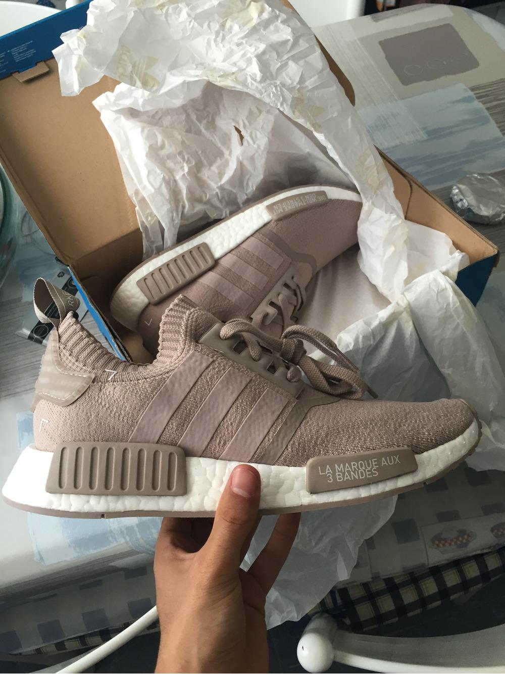 adidas nmd primeknit vapour grey