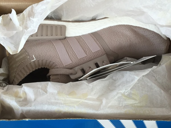 "Adidas NMD PK Primeknit ""Vapour Grey"" - photo 1/2"