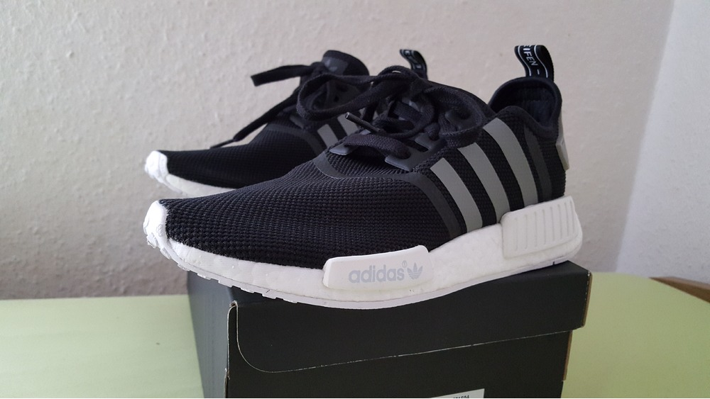 7f30045a0 Adidas Nmd R1 Black Grey White kenmore-cleaning.co.uk