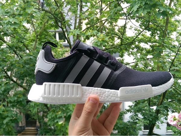 Adidas NMD R1 Black Charcoal US 10 UK 9.5 EU 44 NEW S31504 - photo 1/7
