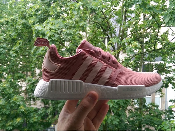 Adidas NMD R1 Raw Pink (W) EU 38 UK 5 US 6.5 NEW S76006 - photo 1/5