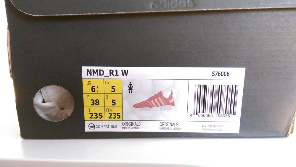 Adidas Nmd 6.5