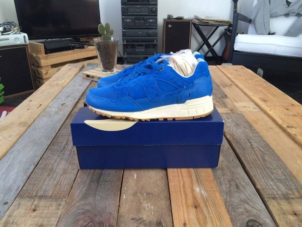 <strong>Saucony</strong> Elite x Bodega Shadow 5000 Reissue Blue - photo 1/6