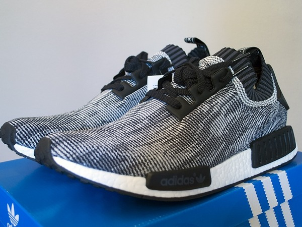 "Adidas NMD_R1 Primeknit ""Oreo"" 