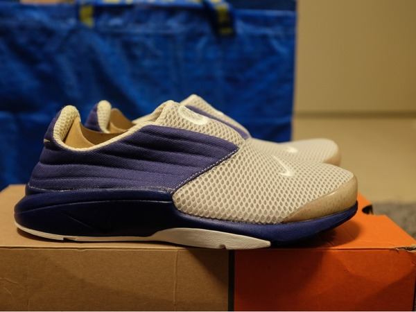 <strong>Nike</strong> <strong>Air</strong> <strong>Presto</strong> Chanjo - Natural Grey/Blue - photo 1/7