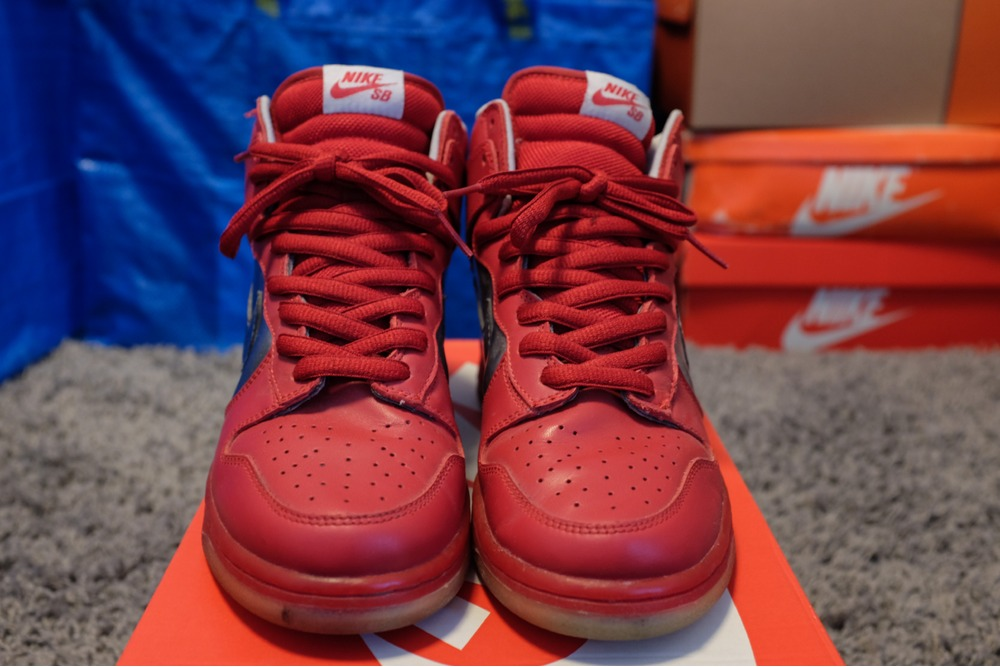 newest e490e 16d45 closeout nike dunk sb high mork and mindy f32f9 ddb0c