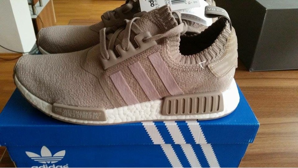 adidas nmd runner pk beige