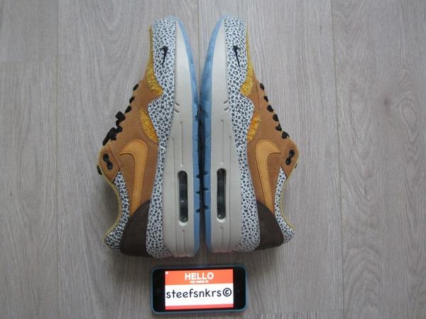 Nike Air Max Safari Grijs