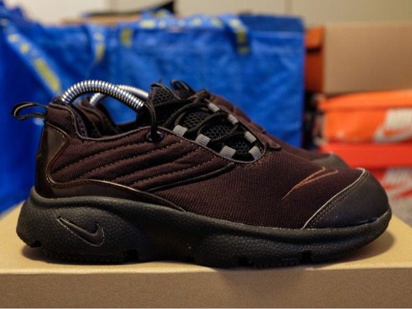 <strong>Nike</strong> WMNS <strong>Air</strong> Footscape 2 (<strong>Presto</strong>) - Dark Brugundy JAPAN Excl. - photo 1/6