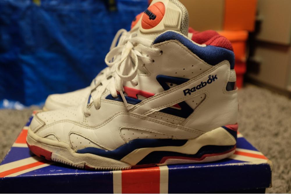 reebok pump 1992 Online Shopping for